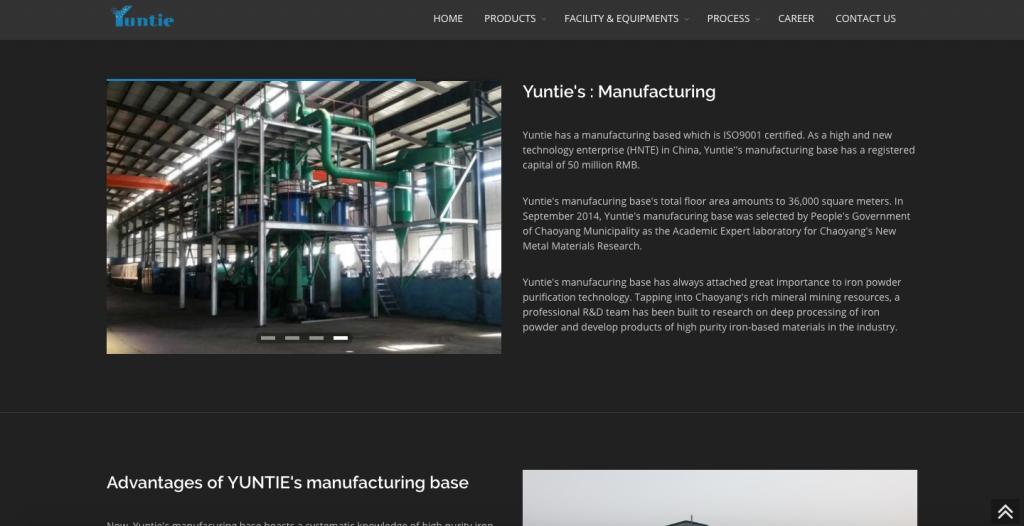YuntieLtd - WEB