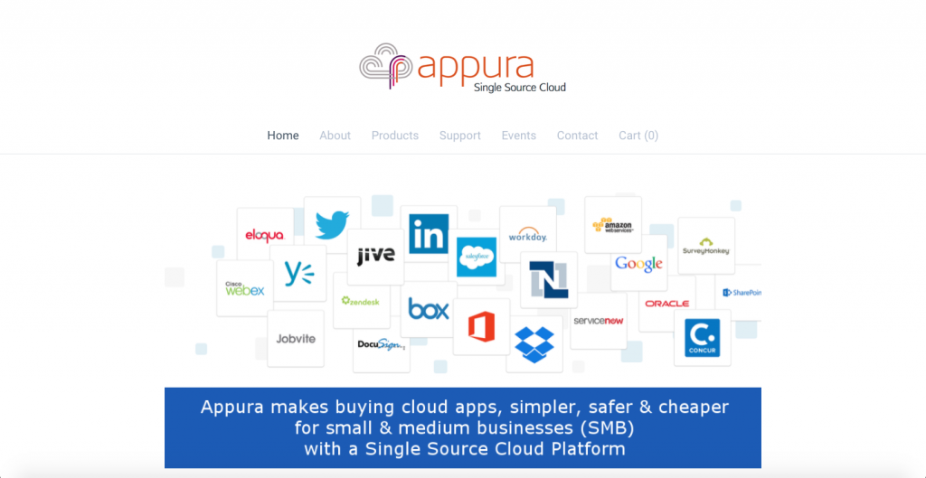 Appura cloud - WEB