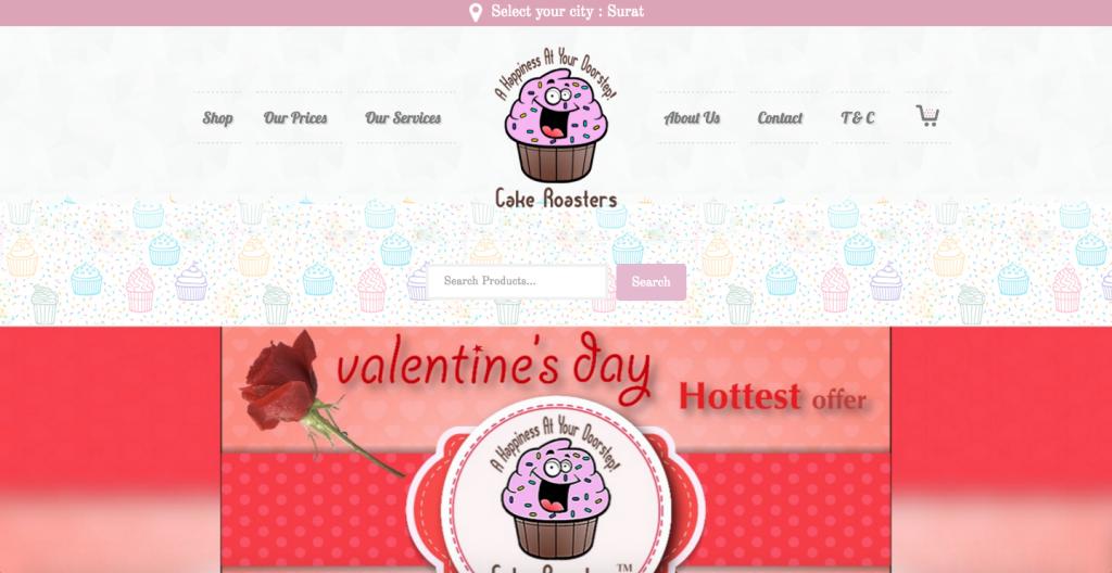 Cake Roasters - WEB